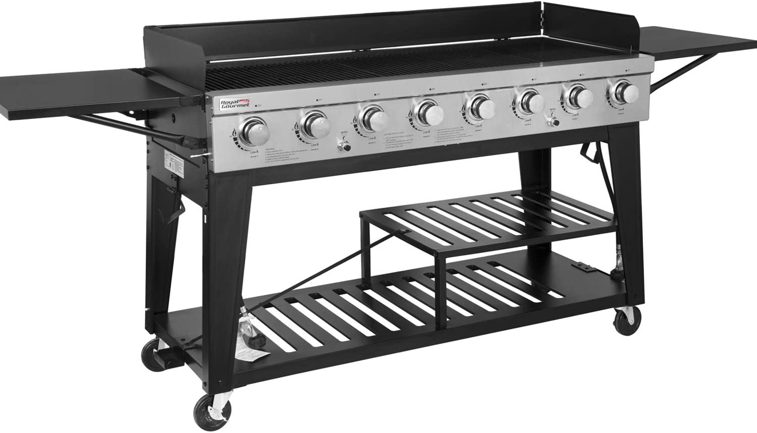 Propane Outdoor Griddle