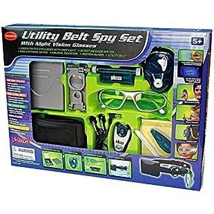 Utility Belt Spy Set with Night Vision Glasses:Donald-trump
