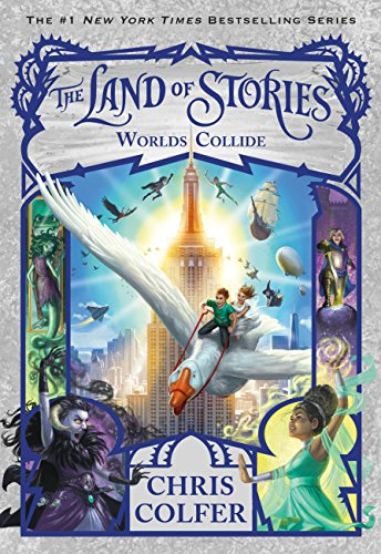 The Land of Stories: Worlds Collide (English Edition)