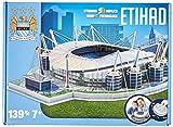 Dispersa Manchester City Etihad Stadium - Puzzle, Multicolor