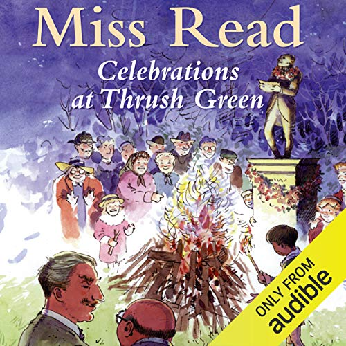 Celebrations at Thrush Green cover art