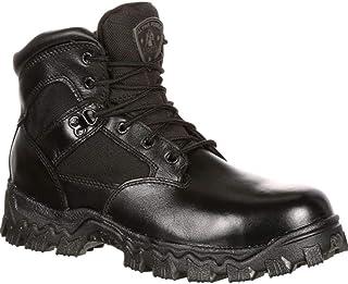Rocky Alpha Force Women's Waterproof Public Service Boot Size 5(ME) Black