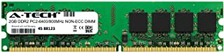 A-Tech 2GB Module for HP dc7900 Small Form Factor (SFF) Compatible DDR2 800MHz PC2-6400 Non-ECC DIMM 1.8V - Single Desktop & Workstation Memory RAM Stick (ATMS371614A36025X1)