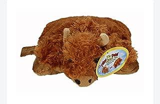 Small Buffalo Pillow Pet - 11 by Pillow Pets