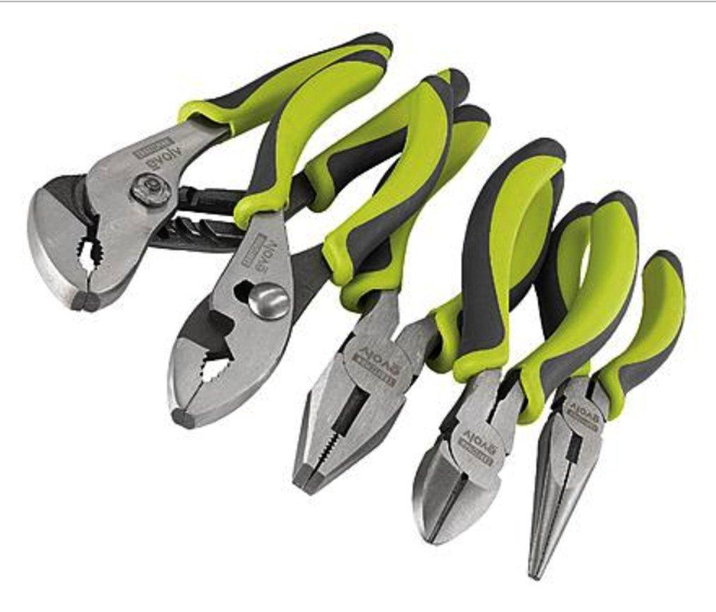Craftsman Evolv Piece Pliers 9 10047