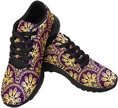 purple and gold sari