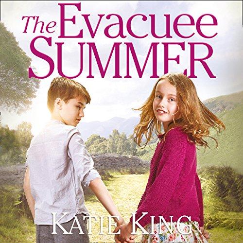 The Evacuee Summer audiobook cover art
