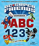 DC Super Friends Workbook ABC 123: Over 50 pages of wipe-clean letters and numbers to practice