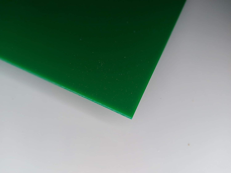 3mm XT 90 x 15 cm Acryl-Zuschnitt//Plexiglas-Platte schwarz