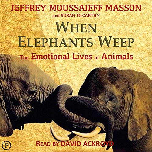 Page de couverture de When Elephants Weep