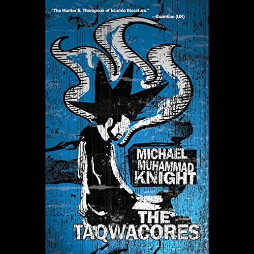 The Taqwacores  audiobook cover art