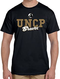 J2 Sport University of North Carolina at Pembroke Braves NCAA Unisex Apparel