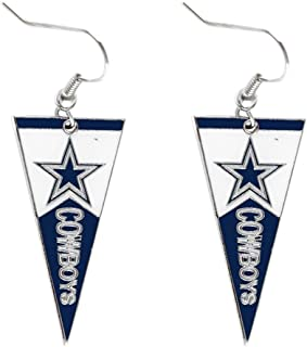 NFL Pennant Earrings