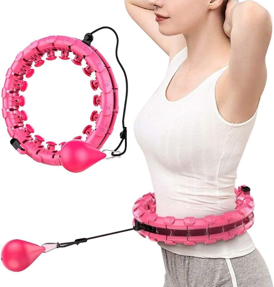 Tampa Mall CLÉOPÂTRE Super special price Weighted Hula Hoop for Beginners E Kids Adults