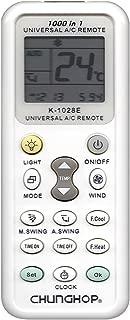 各社共通1000種対応 日本語説明書付き エアコン用ユニバーサルマルチリモコン 自動検索機能も搭載!!-520012 K-1028E