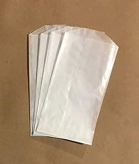 JJHP - 100 Flat Glassine Bags - Not Wax - 3