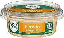 Whole Foods Market, Lemon Hummus, 8 oz