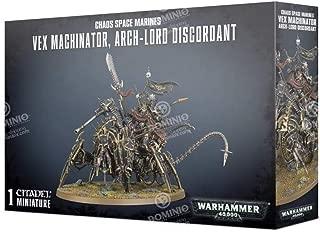 Games Workshop: Warhammer 40,000: Chaos Space Marines Vex Machinator