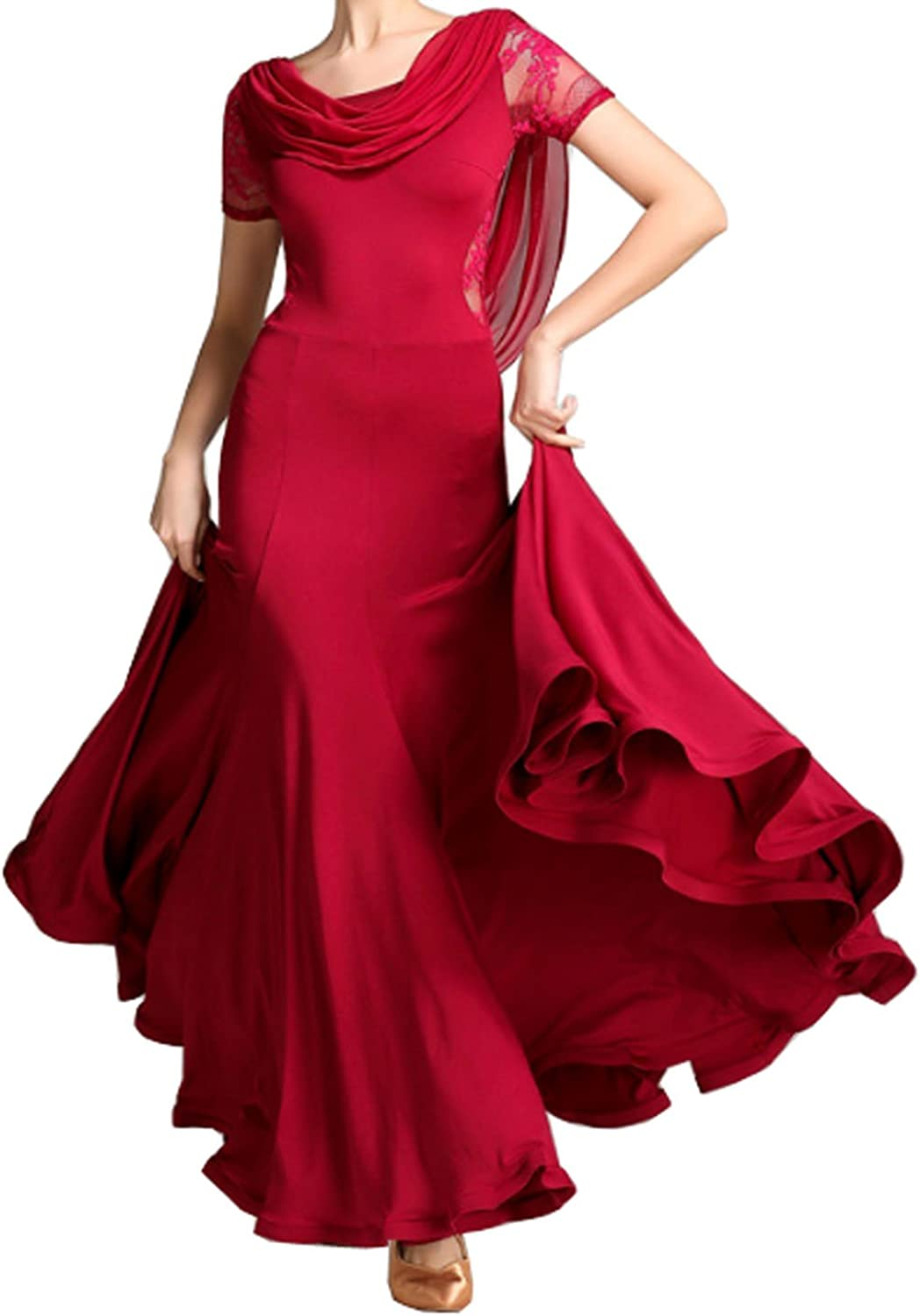 Original Design Modern Dress Ballroom Dress Waltz Dress Cha Cha Dress Tango Dress