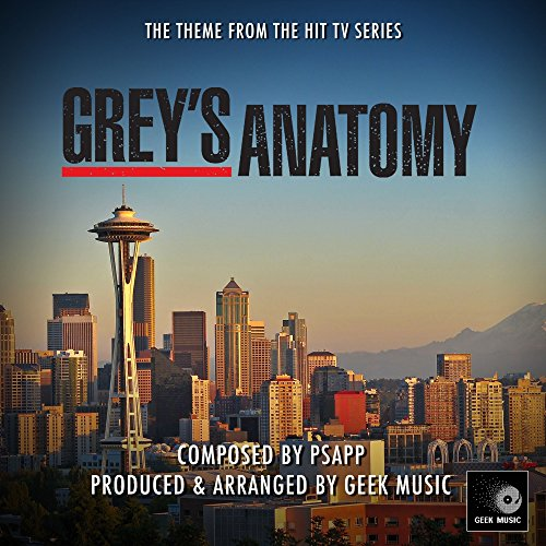 Greys Anatomy - Main Theme