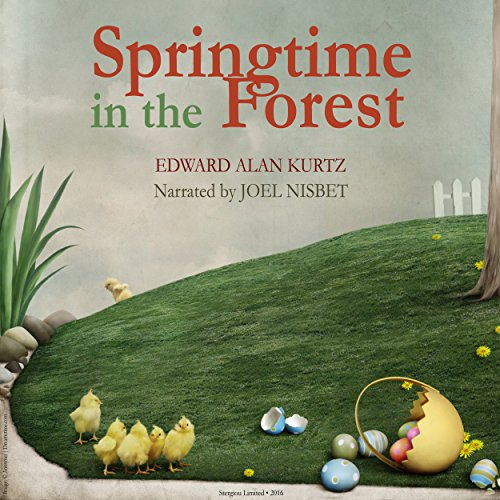Springtime in the Forest audiobook cover art