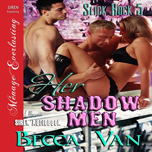 Her Shadow Men audiobook cover art