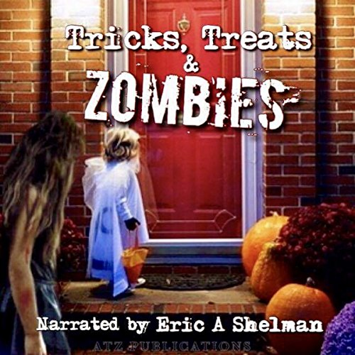 Tricks Treats & Zombies cover art