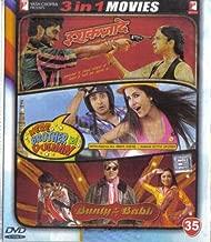 Ishaqzaade / Mere Brother Ki Dulhan / Bunty Aur Babli 3 in 1 - 100% Orginal Without Subtittle