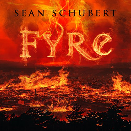 Fyre audiobook cover art