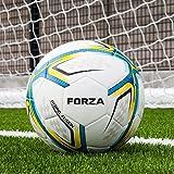 FORZA Ballon de Football pour Synthétique | Ballons Football pour Surfaces Artificielles (Choix de Tailles) (Taille 5, Lot de 1)