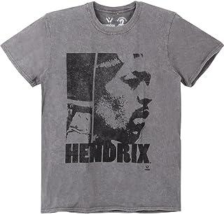JIMI HENDRIX ジミヘンドリックス (WOODSTOCK 50周年記念) - LET ME LIVE/Black Label(ブランド) / Tシャツ/メンズ 【公式/オフィシャル】