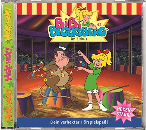 Folge 42: Bibi im Zirkus