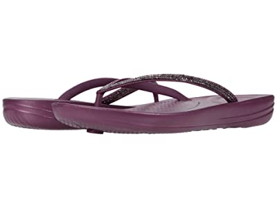 FitFlop Iqushion Sparkle (Beetroot) Women