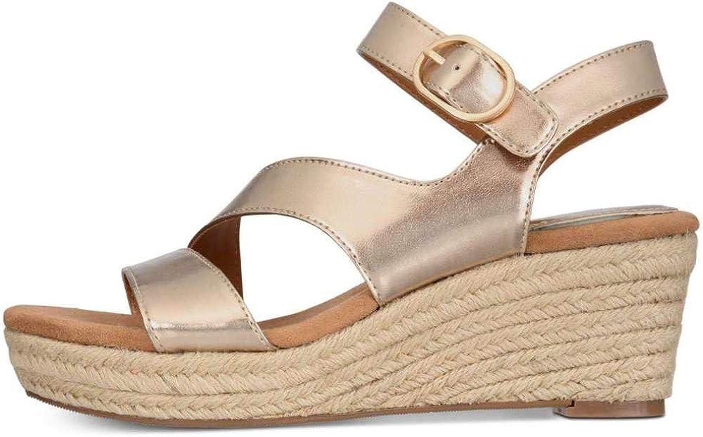Style & Co. Womens Xenaa Open Toe Casual Slingback Sandals