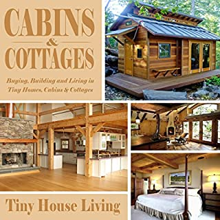 Cabins & Cottages audiobook cover art