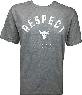 Under Armour HeatGear Loose Fit The Rock Brahma Bull Men's Short Sleeve T Shirt