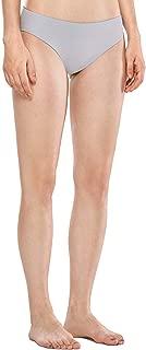 CRZ YOGA Women's Swimsuit Bikini Bottoms Solid Color Swimwear 1 Piece Beachwear with Drawstring