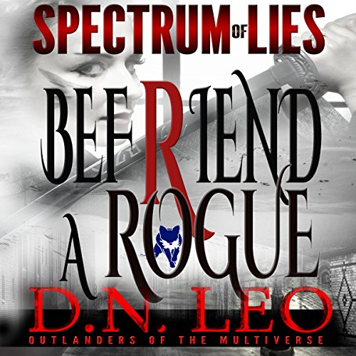 Befriend a Rogue: Blue Fox audiobook cover art