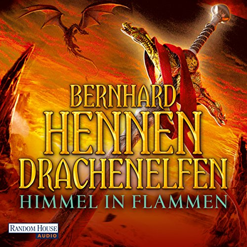 Himmel in Flammen audiobook cover art