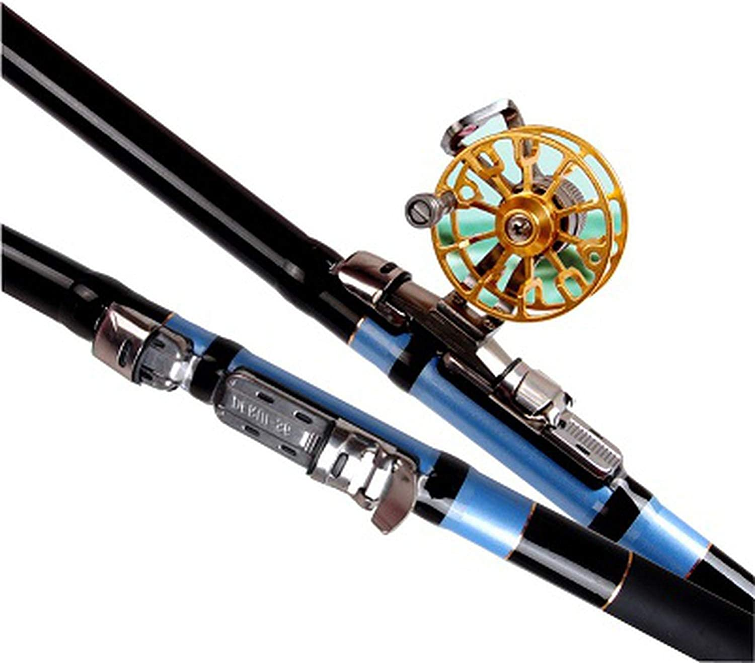 Carbon 4.5m 5.4m 6.3m 7.2m Telescopic Fishing Rod Ultra Light Front Fishing Rod Spinning 3 Position Pole Tackle Sea Rod