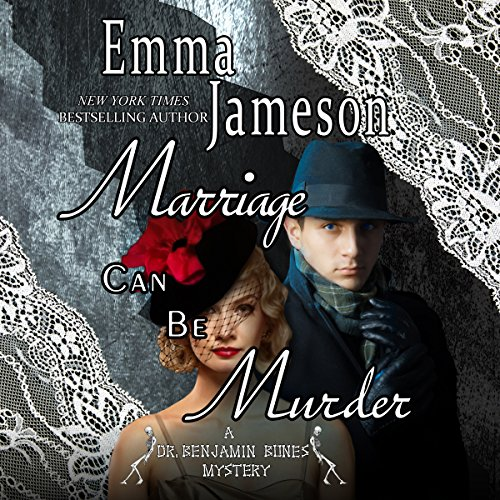 Marriage Can Be Murder cover art