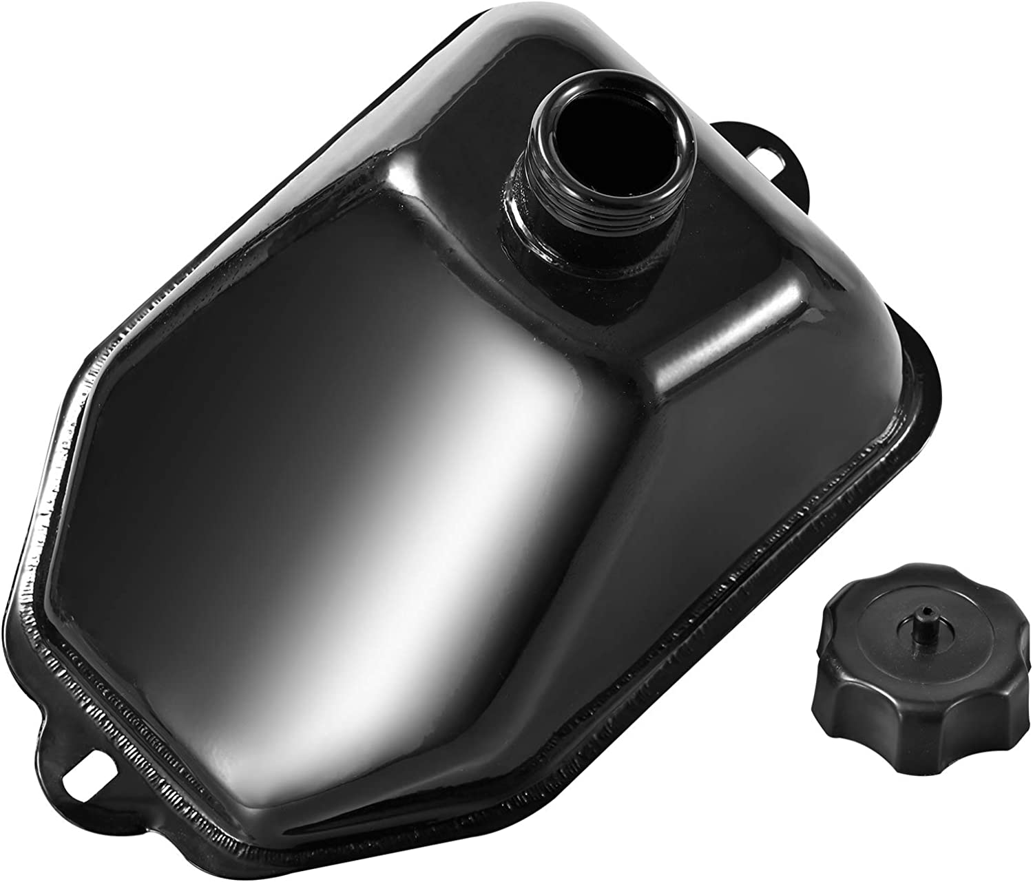 IYOBCXIHO Gas tank for Atv with swit fuel Super intense SALE metal Ranking integrated 1st place Quads