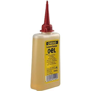 100 ML Nähmaschinennöl/Aceite de Mecánica de Precisión/Aceite ...