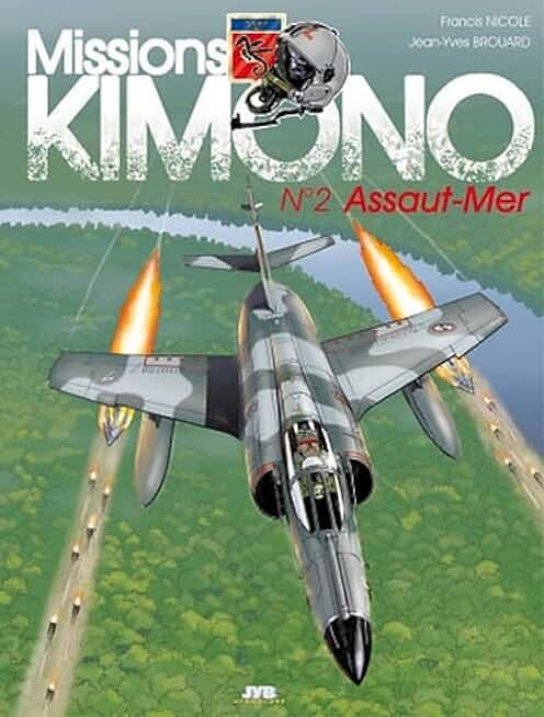 Missions Kimono, tome 2 : Assaut-Mer