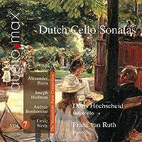 Various: Dutch Cello Sonatas V