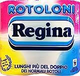 15 x REGINA Carta Igienica 4 Rotoloni