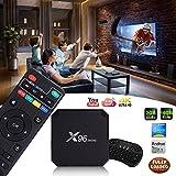 Cewaal X96 Mini Smart TV Box lecteur multimédia avec clavier