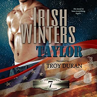 Taylor audiobook cover art