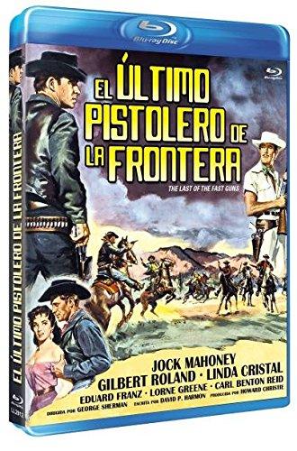 El ultimo pistolero de la frontera [Blu-ray]