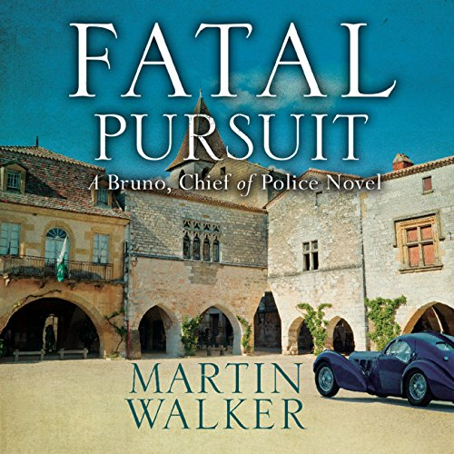Fatal Pursuit: Bruno, Chief of Police, Book 9